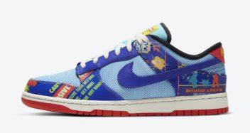 """Nike Dunk Low CNY """"Firecracker"""" DD8477-446"""