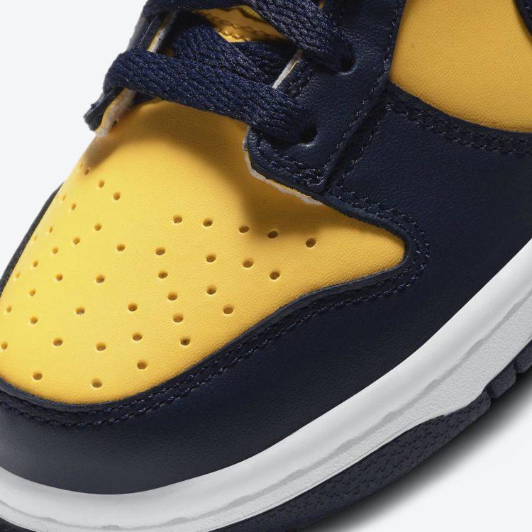 "Nike Dunk Low ""Michigan"" DD1391-700"