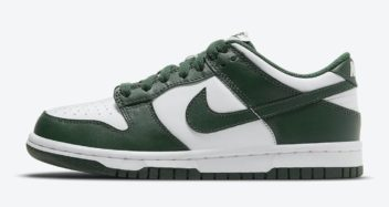 "Nike Dunk Low ""Spartan Green"" CW1590-102"
