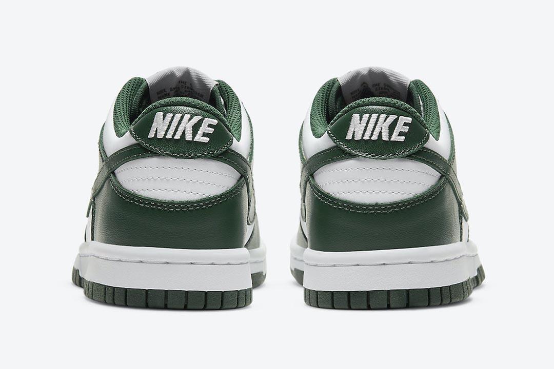 "Nike Dunk Low ""Spartan Green"" CW1590-102"