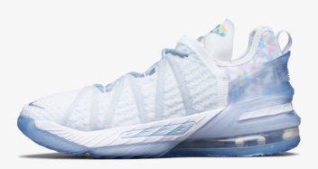 "Nike LeBron 18 NRG GS ""Blue Tint"" CT4677-400"