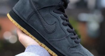 """Nike SB Dunk High """"Orange Label"""""""