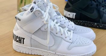 UNDERCOVER x Nike Dunk High White