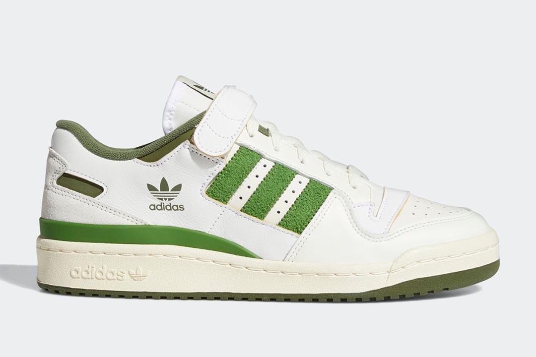 "adidas Forum 84 Low ""Crew Green"" FY8683"