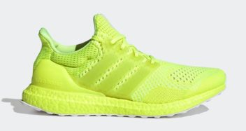 "adidas UltraBoost 1.0 DNA ""Solar Yellow"" FX7977"