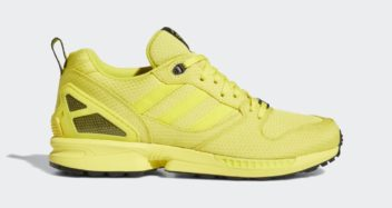 "adidas ZX 5000 Torsion ""Bright Yellow"" FZ4645"