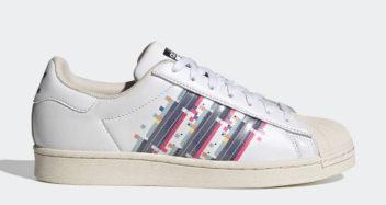 """adidas Superstar """"Footwear White/Chalk White/Crew Navy"""" H05143"""