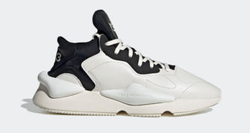"adidas Y-3 Kaiwa ""White/Black"" FZ4326"