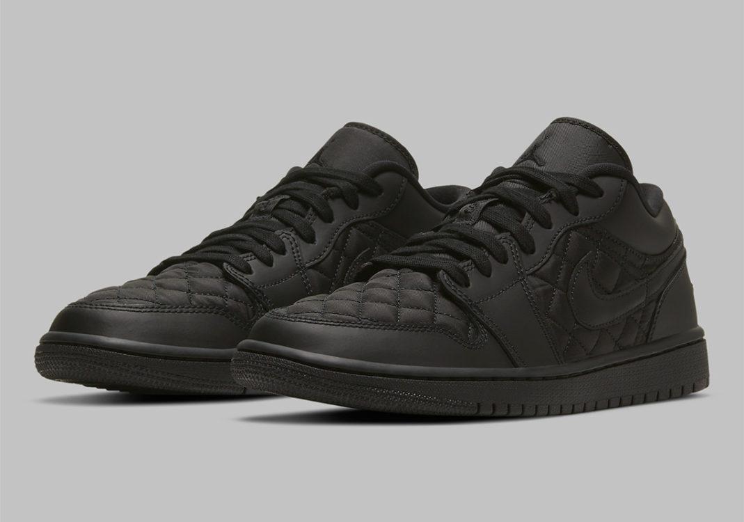Air Jordan 1 Low 'Triple Black'