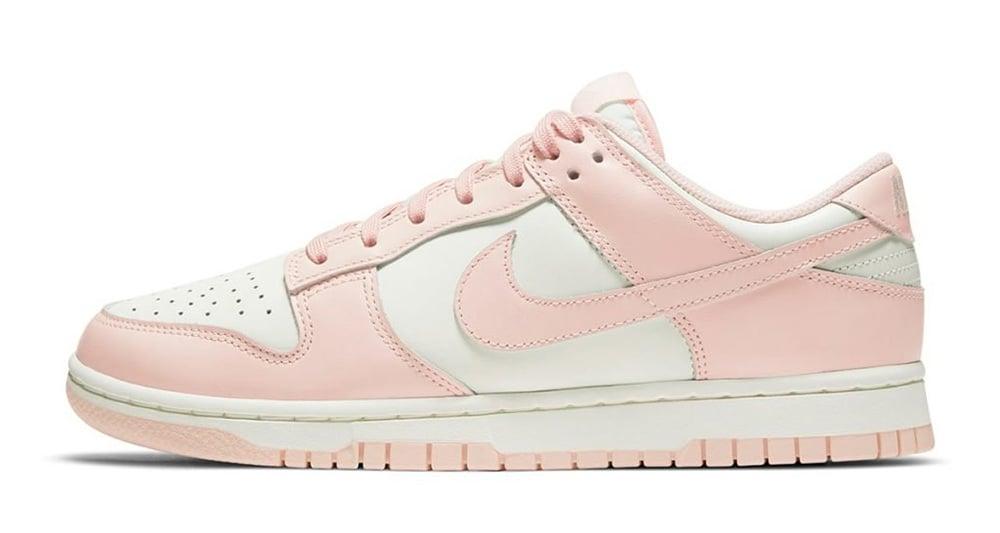 "Nike Dunk Low ""Pearl Orange"""