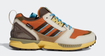 "National Park Foundation x adidas Originals ZX 8000 ""Yellowstone"""