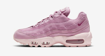 "Nike Air Max 95 ""Pink Suede"" DD5398-615"