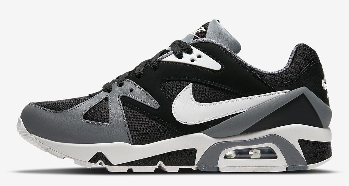 "Nike Air Structure Triax '91 ""Black/Grey/White"""