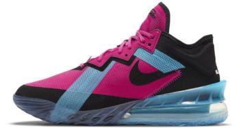 """Nike LeBron 18 Low """"Fireberry"""" CV7562-600"""