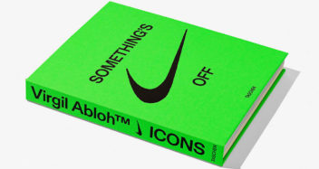 "Nike x Virgil Abloh – ICONS ""Something's Off"" Book"