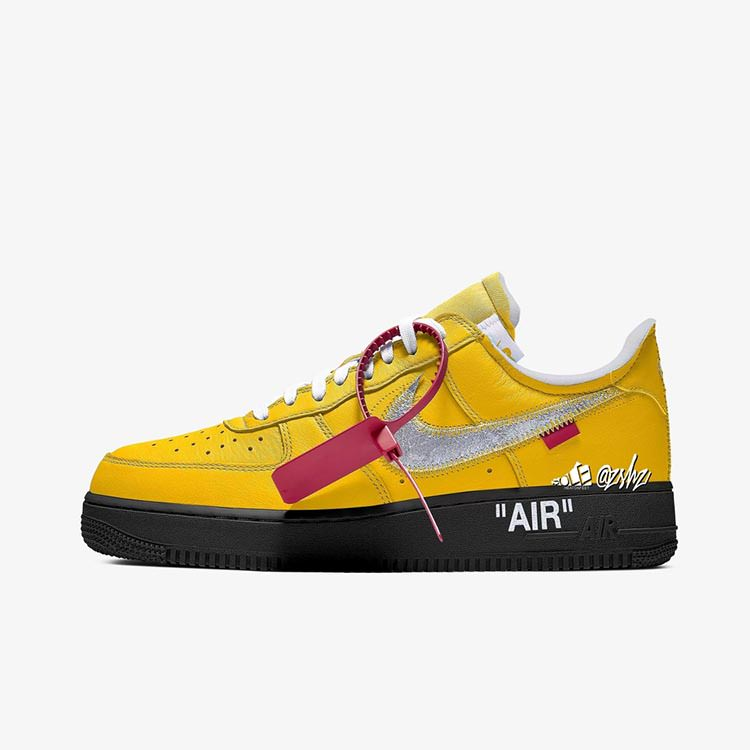 off white nike air force 1 university gold dd1876 700 release date