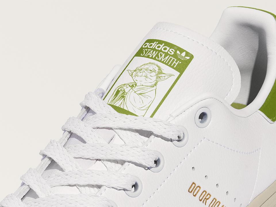 "Star Wars x adidas Stan Smith ""Yoda"" FY5464"
