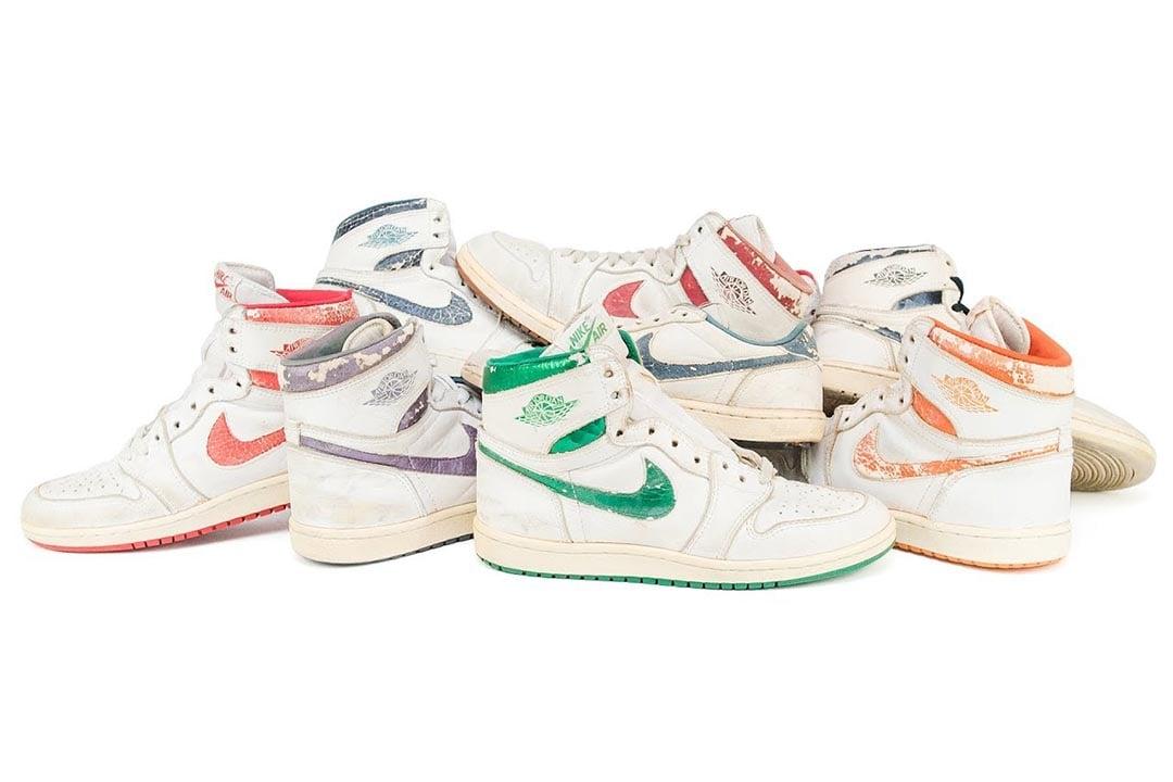 Air Jordan 1 High OG Colors