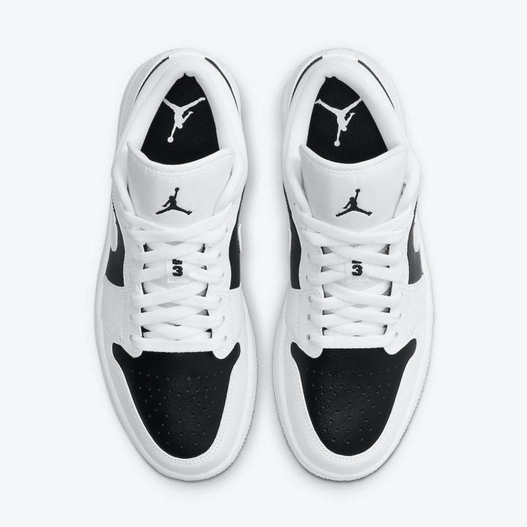"""Air Jordan 1 Low """"Panda"""" DC0774-100"""