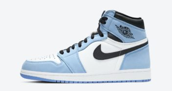 "Air Jordan 1 High OG ""University Blue"" 555088-134"