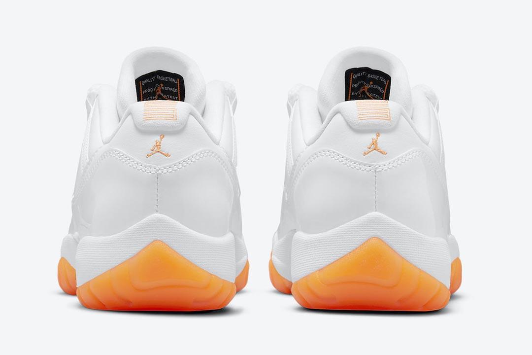 """Air Jordan 11 Low WMNS """"Citrus"""" AH7860-139"""