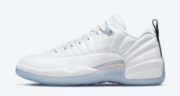 "Air Jordan 12 Low ""Easter"" DB0733-190"