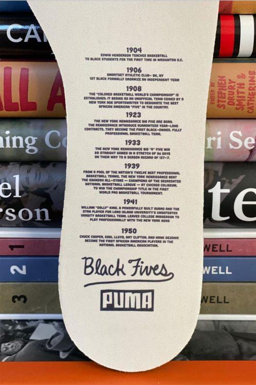 Black Fives Foundation x PUMA