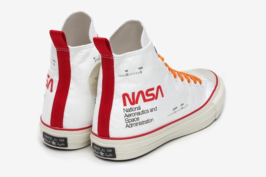 NASA x Converse Japan Collection