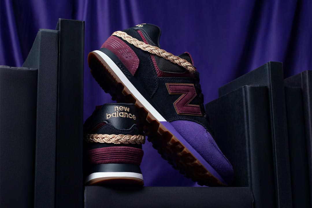 """New Balance 574 """"BHM - My Story Matters"""""""