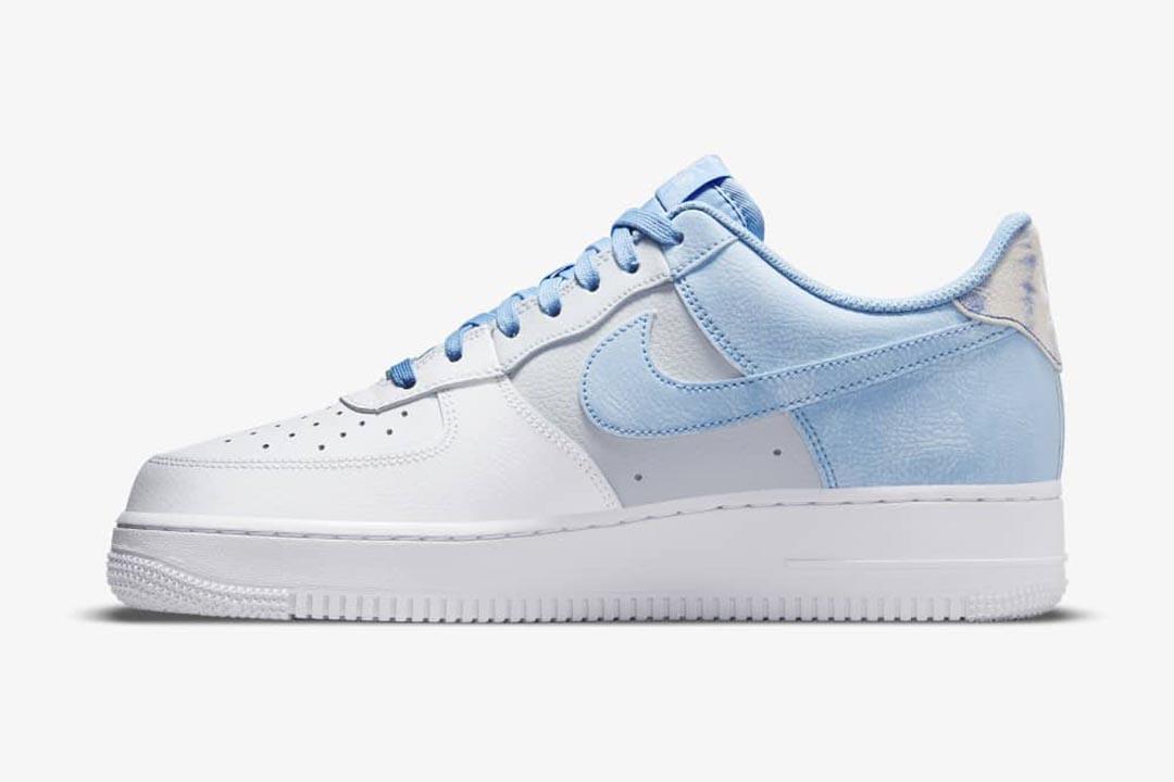 blue air force 1