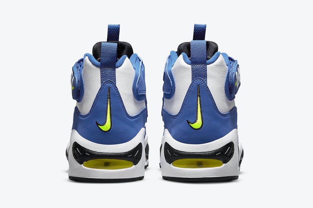 "Nike Air Griffey Max 1 ""Varsity Royal"" 2021 DJ5161-400"