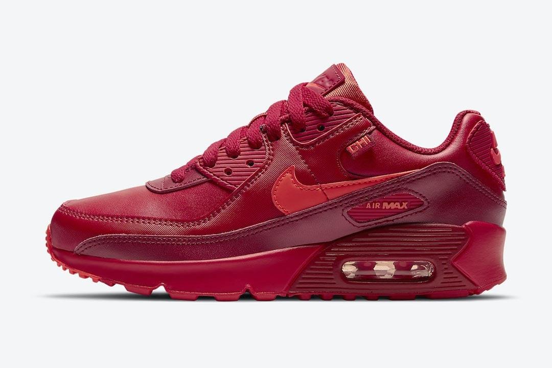 """Nike Air Man 90 GS """"Chicago"""" DH0149-600"""
