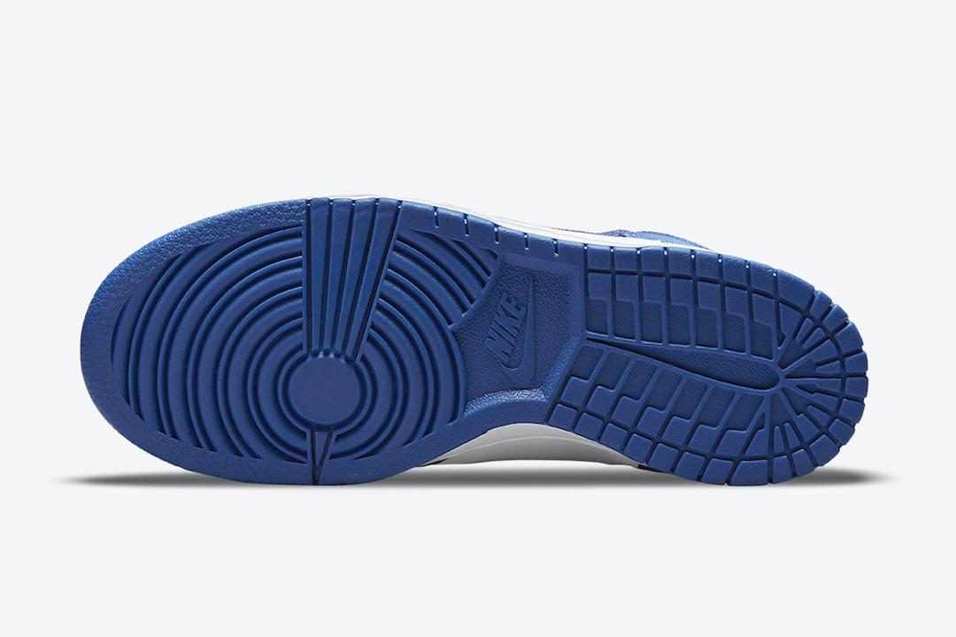 "Nike Dunk High ""Game Royal"" DD1399-102"