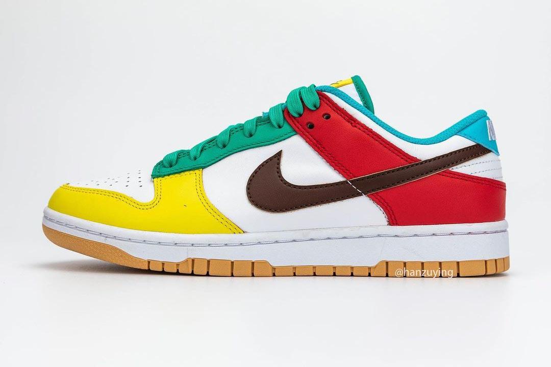"Nike Dunk Low SE ""Free.99"" DH0952-100"