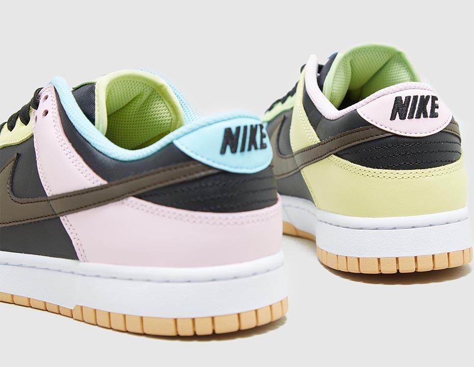 Nike Dunk Low Free.99 Black Copa DH0952-001