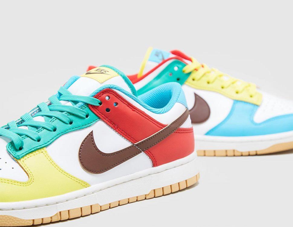 Nike Dunk Low Free.99 DH0952-100