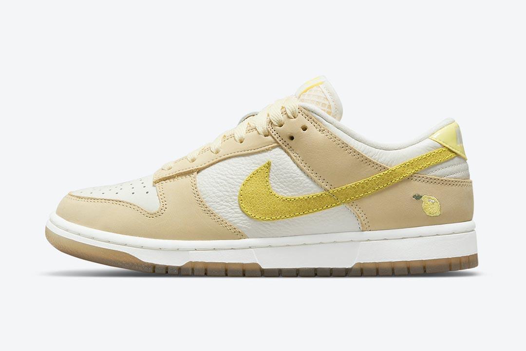 "Nike Dunk Low ""Lemon Drop"" DJ6902-700"
