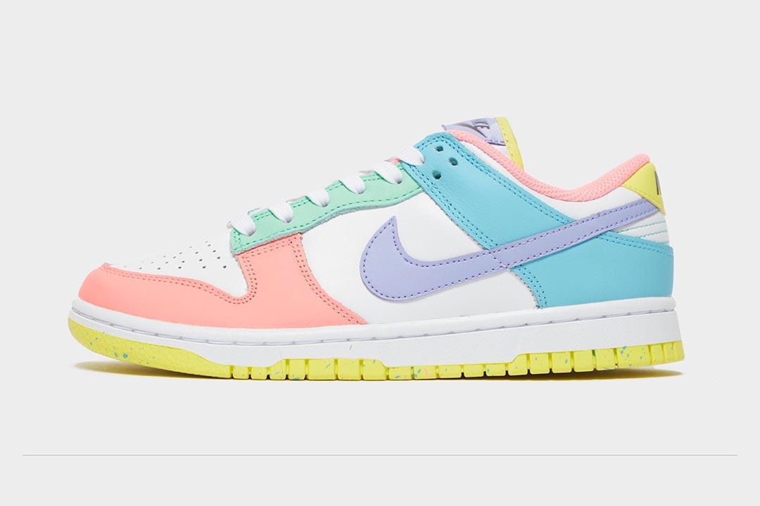 "Nike Dunk Low WMNS ""Light Soft Pink"" DD1503-600"
