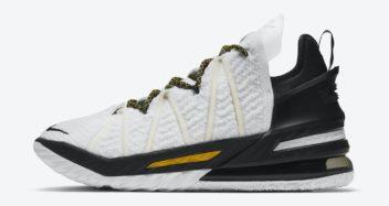 """Nike LeBron 18 """"Home"""" CQ9283-100"""