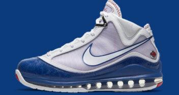 "Nike LeBron 7 ""Dodgers"" DJ5158-100"