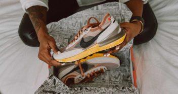Social Status x Nike Waffle One DC4247-001