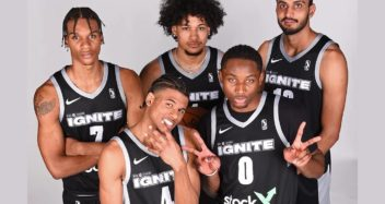StockX x NBA G League Ignite Team Partnership