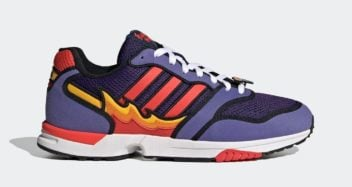 """The Simpsons x adidas ZX 1000 """"Flaming Moe's"""" H05790"""