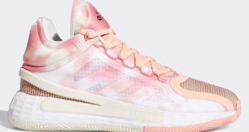adidas D Rose 11 Hazy Pink FX6597