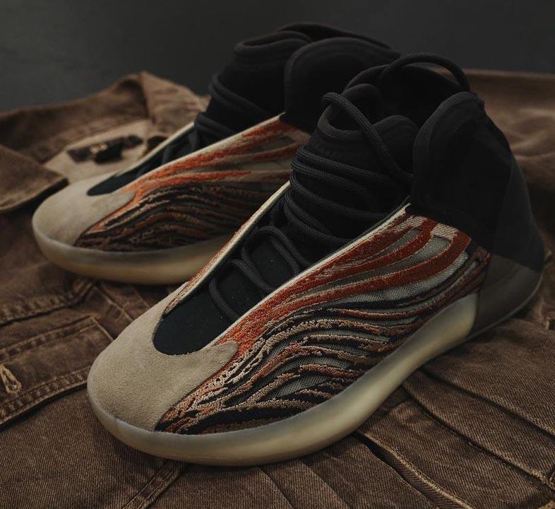"adidas Yeezy QNTM ""Flaora"""