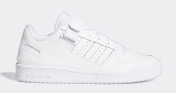 "adidas Forum Low ""Triple White"" FY7755"