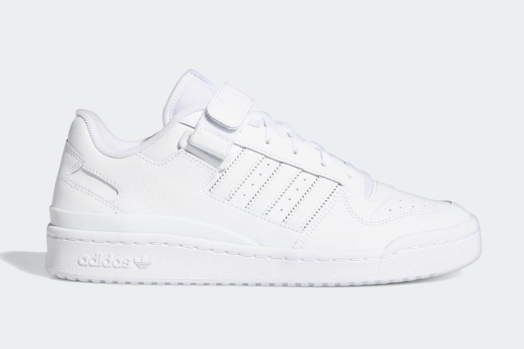 "adidas Forum Low ""Triple White"" FY7755"