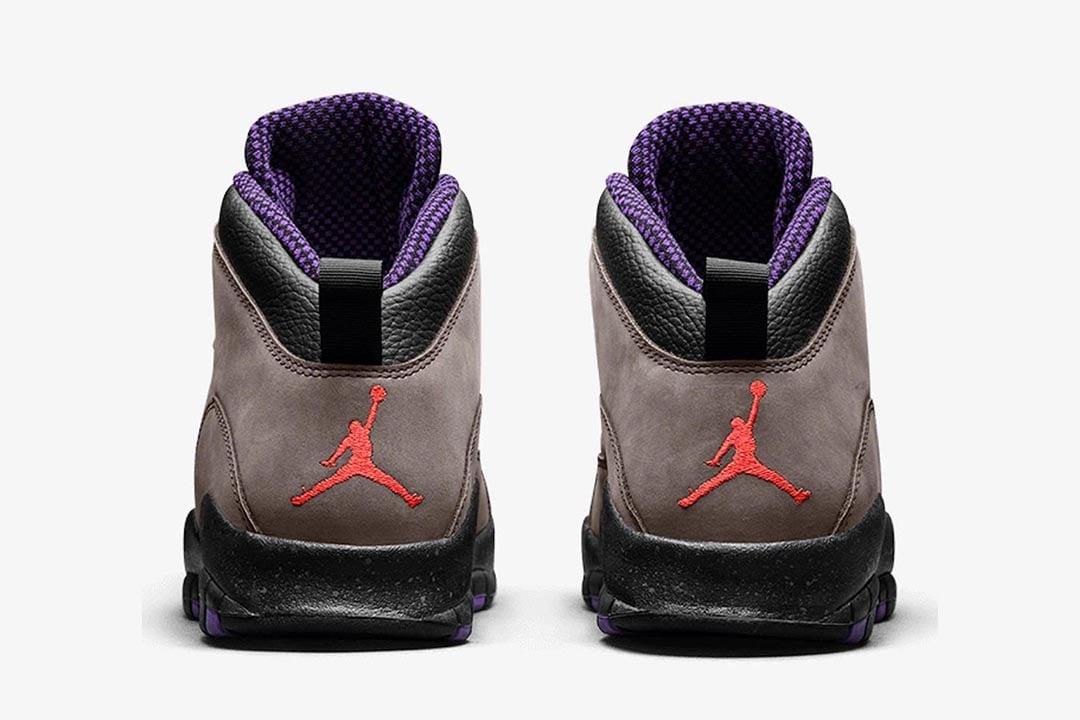 """Air Jordan 10 """"Dark Mocha"""" CT8011-200"""