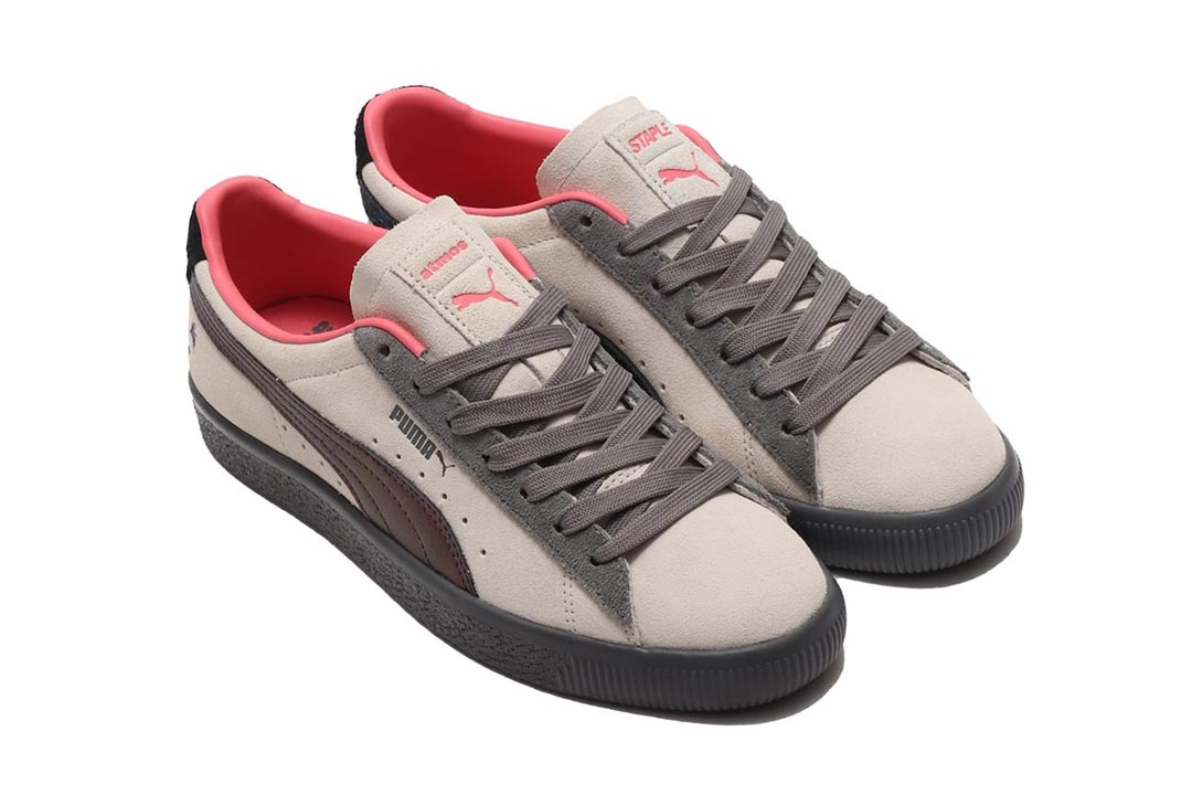 """atmos x Staple Pigeon x Puma Suede """"Pigeon and Crow"""" 381160-01"""