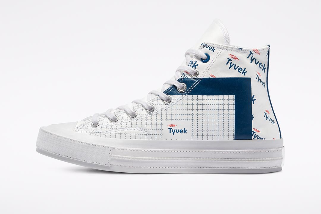 "Converse Chuck 70 High ""Tyvek"" 170061C"
